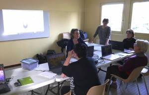 JARDIN accueille Les Ateliers initiation @u numérique